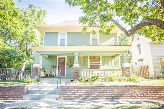 214 E Brown Street, Liberty, MO 64068