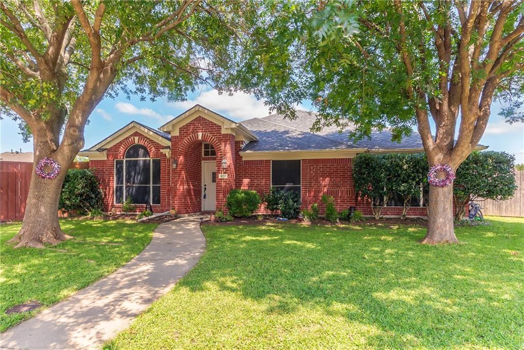 602 Grimsworth Court, Allen, TX 75002