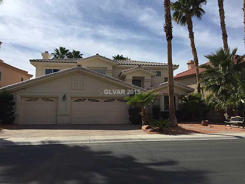 2485 SUN REEF Road, Las Vegas, NV 89128