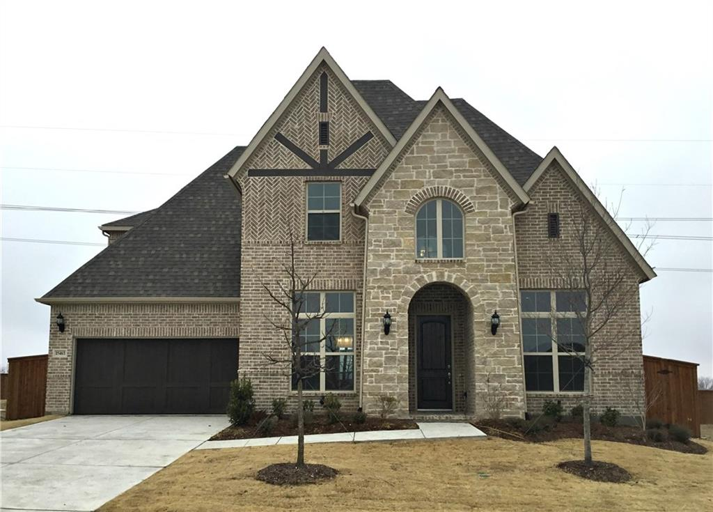 15463 Carnoustie Lane, Frisco, TX 75033