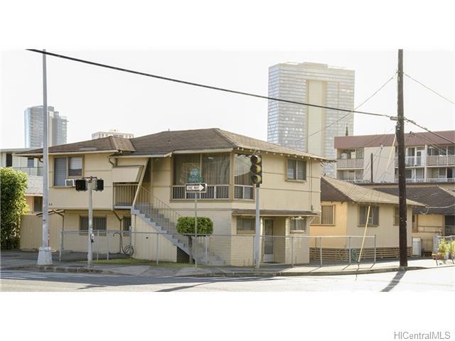 740 Piikoi Street, Honolulu, HI 96814