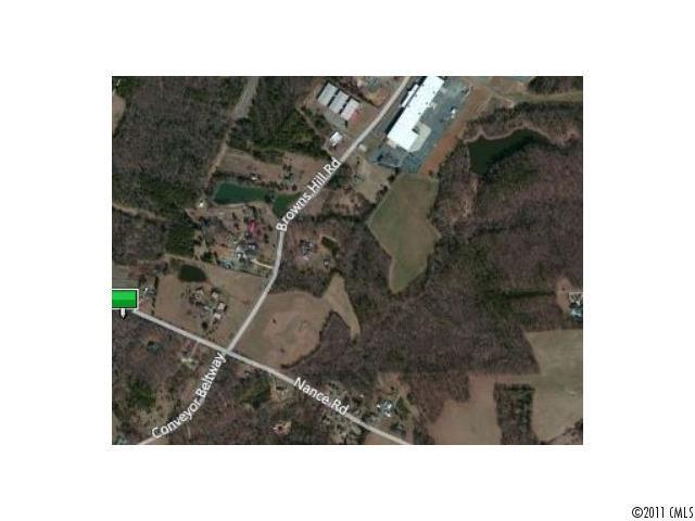 00 Nance Road, Stanfield, NC 28163
