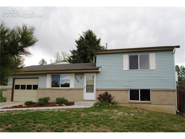 2739 W Montebello Drive, Colorado Springs, CO 80918