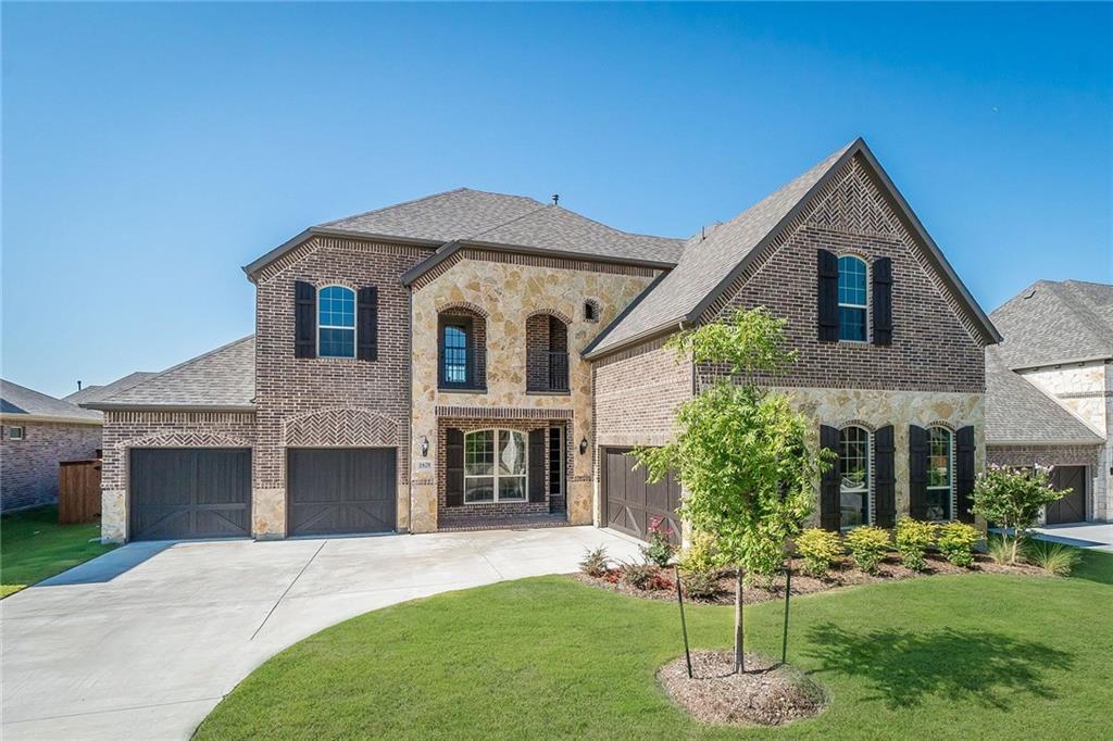 1600 Winchester Drive, Prosper, TX 75078