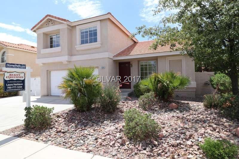 1689 SILVER KNOLL Avenue, Las Vegas, NV 89123