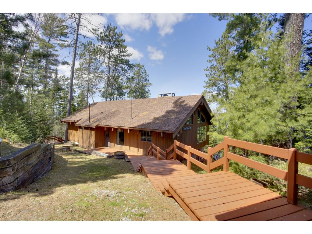 2591 Birch Point Road, Greenwood Twp, MN 55790