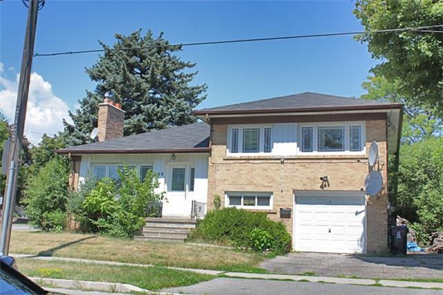 168 Mckee Ave, Toronto, ON M2N 5A8