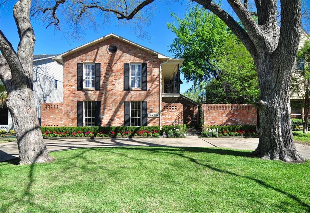 3424 Amherst Avenue, University Park, TX 75225