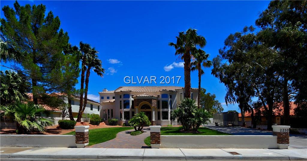 2230 S PIONEER Way, Las Vegas, NV 89117