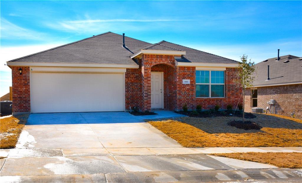 417 Paddock Lane, Celina, TX 75009
