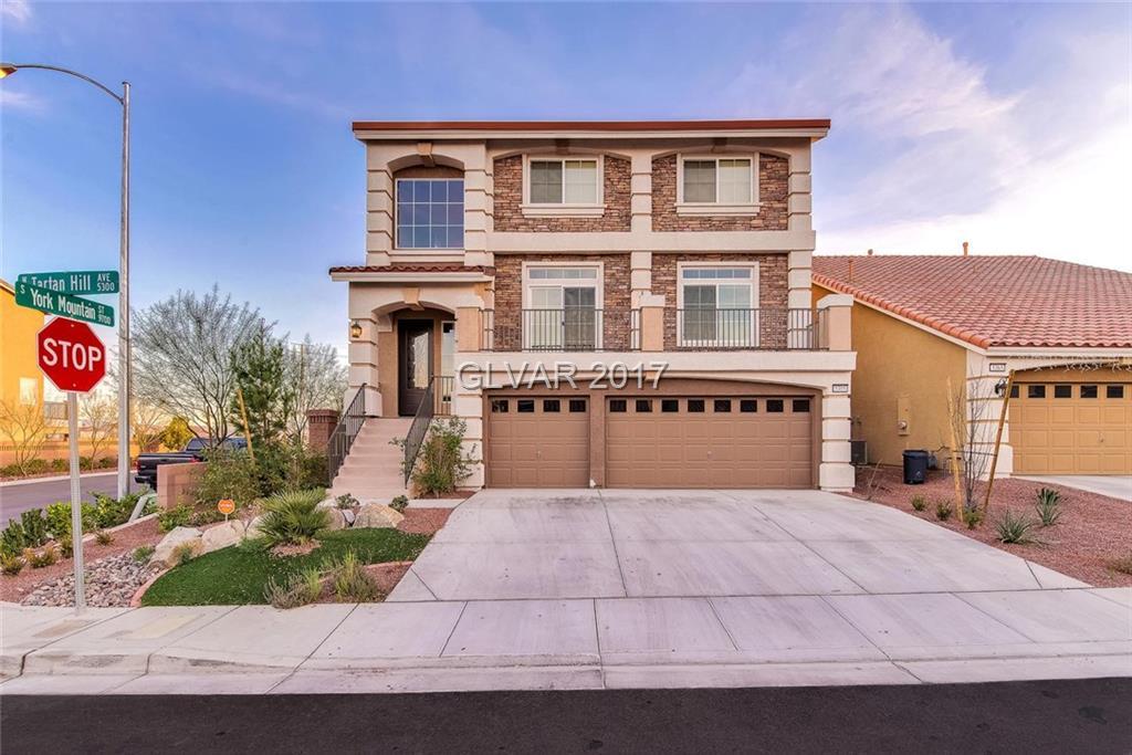 5355 TARTAN HILL Avenue, Las Vegas, NV 89141