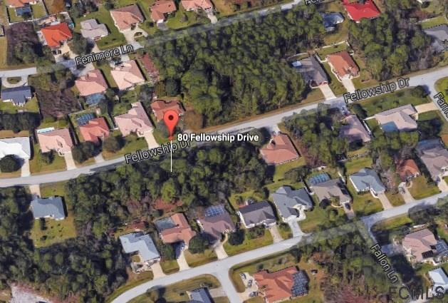 80 Fellowship Drive, Palm Coast, FL 32137