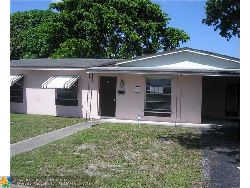 1251 NW 50th Ave, Lauderhill, FL 33313