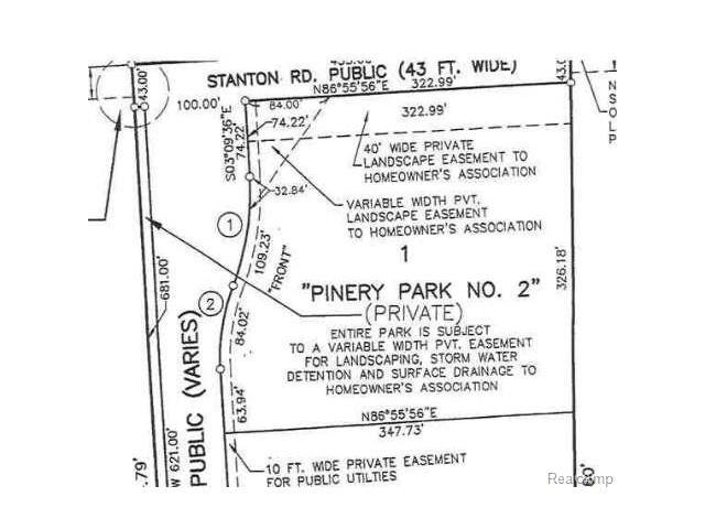 668 Pinery Blvd., ORION TWP, MI 48362