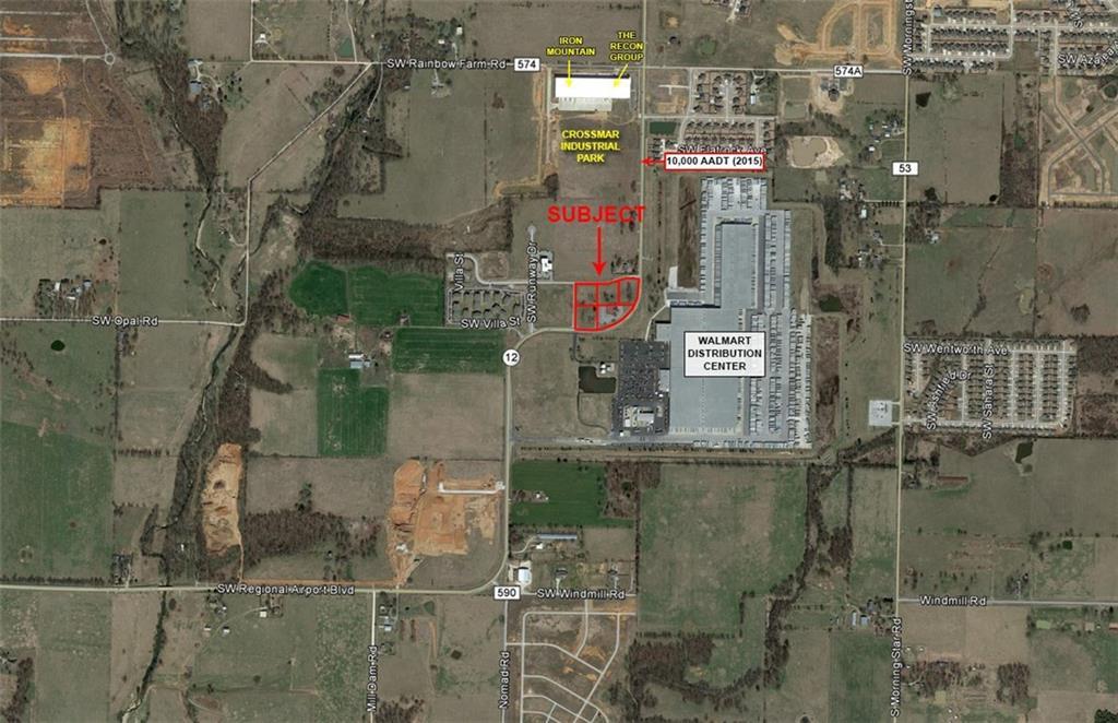 Lot 17 Regional Airport Blvd Sw, Bentonville, AR 72712