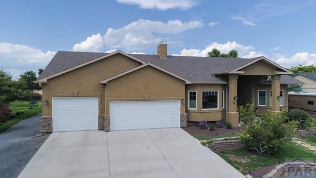 541 W Archer Dr, Pueblo West, CO 81007
