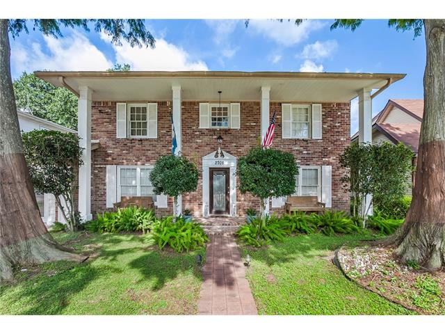2708 INGRID Lane, Metairie, LA 70003