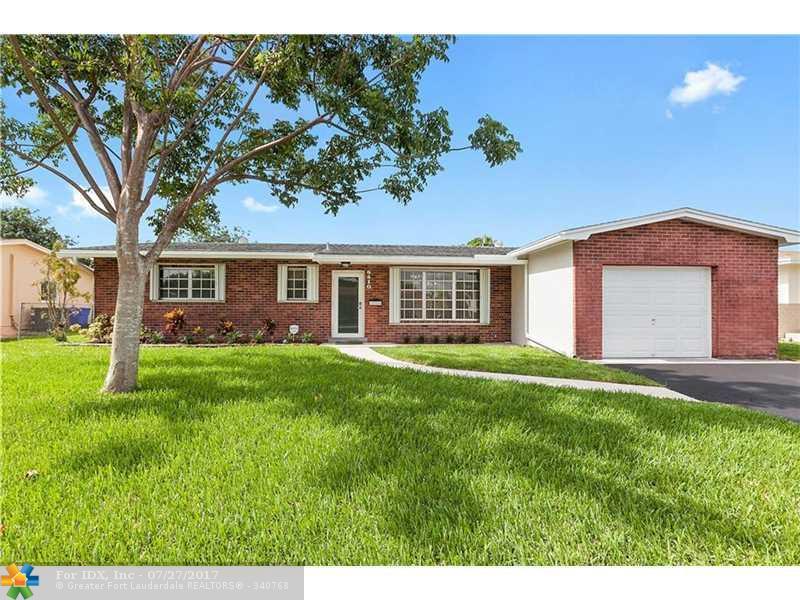 8610 NW 17th Ct, Pembroke Pines, FL 33024