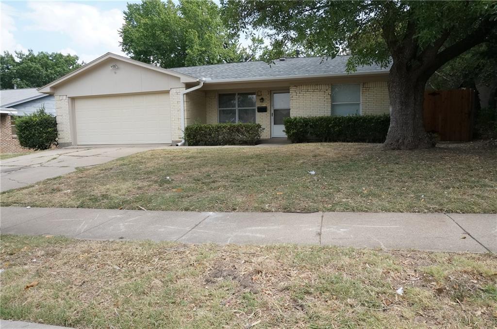 1101 Woodcrest Drive, Garland, TX 75040
