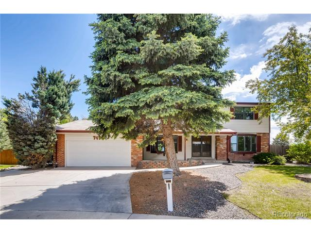 7474 S Downing Circle, Centennial, CO 80122