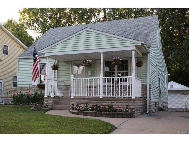 1501 BAUMAN Avenue, Royal Oak, MI 48073