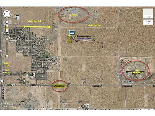 79 TSP SEC 15 T&P ABST 2153, El Paso, TX 79936