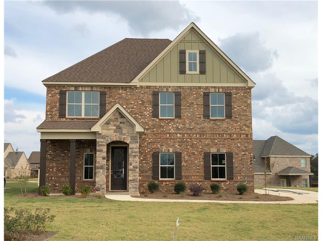 1304 Witherspoon Drive, Prattville, AL 36066