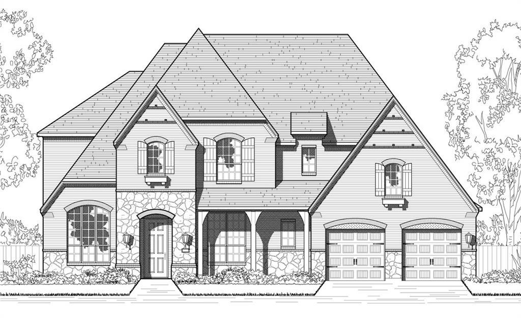3410 Beechwood Drive, Prosper, TX 75078