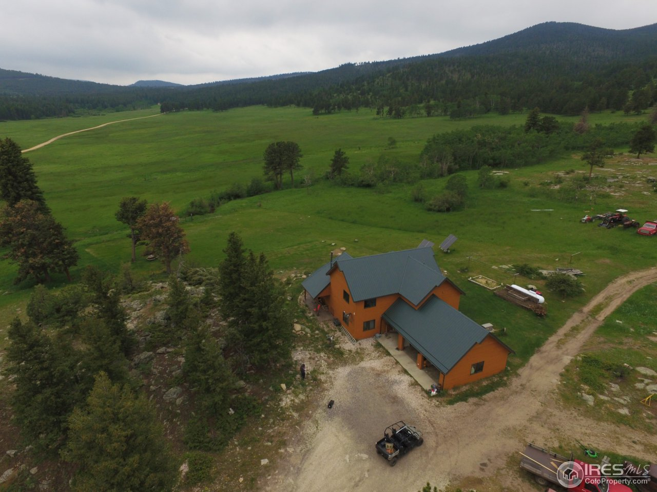 3921 County Road 82, Allenspark, CO 80510