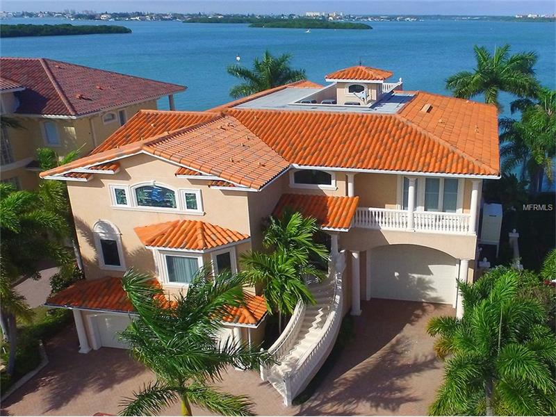 treasure island florida waterfront houses for sale