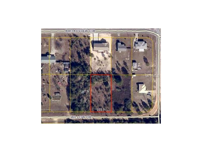 WILLOW DRIVE, CRESTVIEW, FL 32539