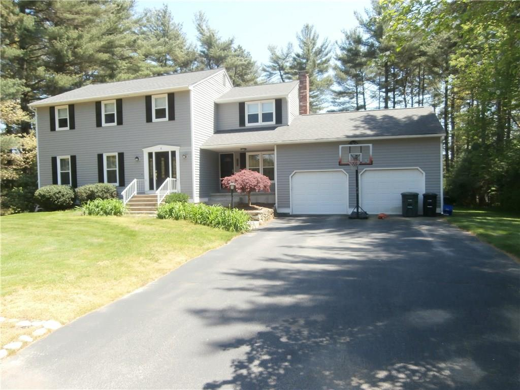4 Dogwood DR, Coventry, RI 02816