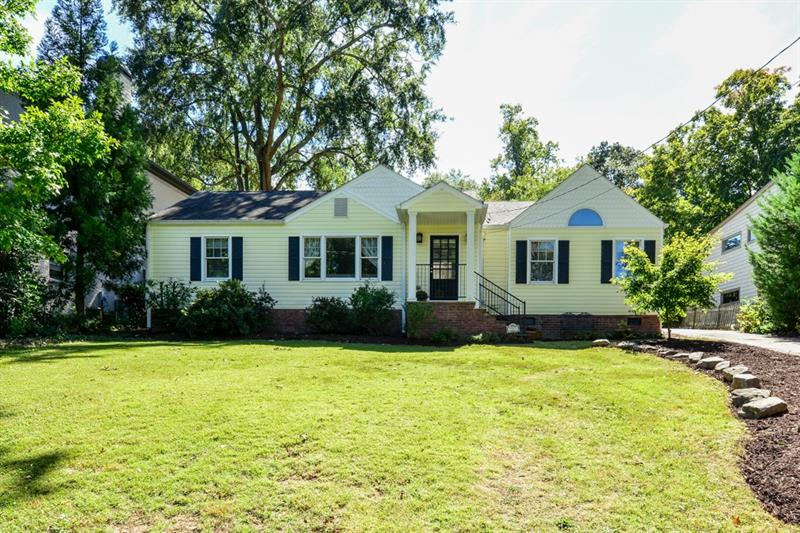 *HIGHEST & BEST OFFERS DUE SUNDAY, OCTOBER 16 @ 7PM EST* Charming home on quiet tree lined street in B'haven Fields! Light & bright liv rm w/ hdwd flrs. Updated kitchen w/ Silestone counters, dble drawer dishwasher, wine fridge, & subway tile backsplash. Din rm great for entertaining. Master a true retreat w/ vaulted ceiling, walk-in closet, & spa-like bath w/ dble vanity & lg walkin shower. Add'l bdrms well-sized & bright. Elfa closets throughout. Lg b'yard w/ patio & detached garage w/ workshop. Amazing location mins from your fav B'haven restaurants & shopping spots!
