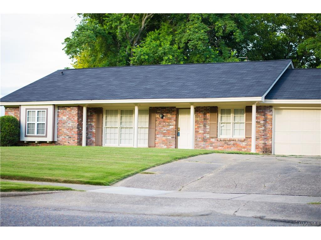 1913 GREEN ACRES Drive, Montgomery, AL 36106