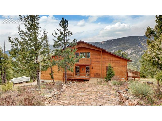 520 Sunrise Peak Road, Manitou Springs, CO 80829