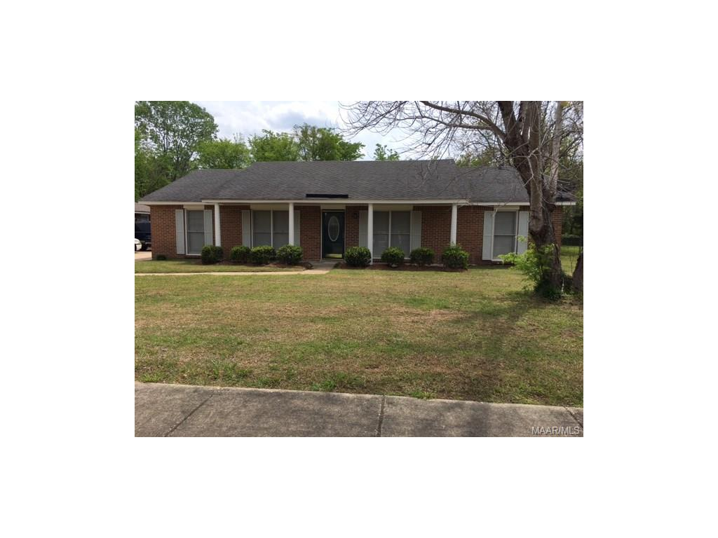 3764 HUNTING CREEK Road, Montgomery, AL 36116