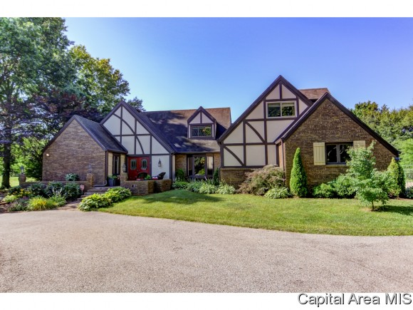 10 WOODS END LN, Springfield, IL 62711