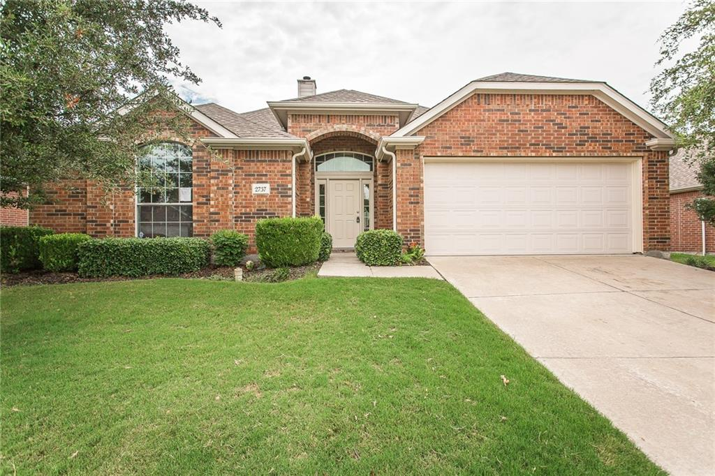 2737 Stallion Drive, Little Elm, TX 75068