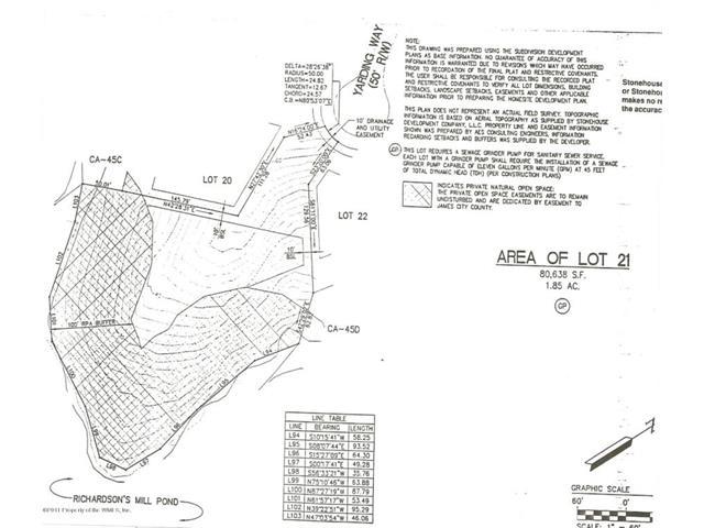 3328 Yarding Way, Toano, VA 23168
