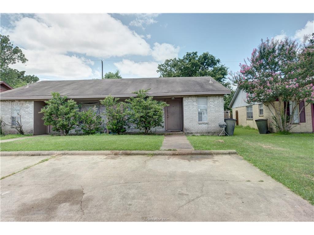 3408 Leon Street, Bryan, TX 77801