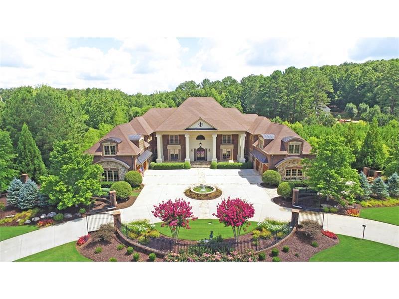 15975 Manor Club Drive, Milton, GA 30004