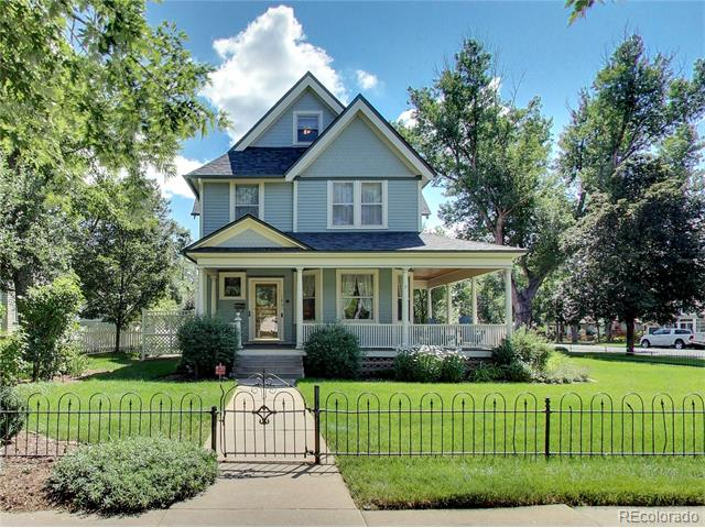 1601 N Nevada Avenue, Colorado Springs, CO 80907