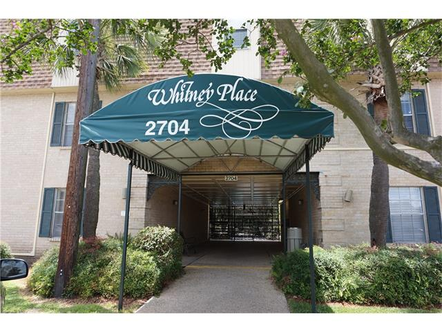 2704 WHITNEY Place 920, Metairie, LA 70002