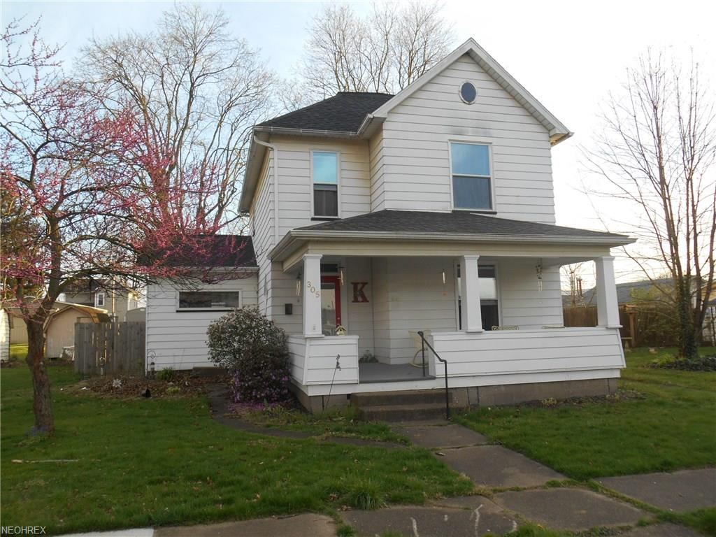 305 W Russell Ave, West Lafayette, OH 43845