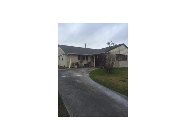 168 NORTH BETTY Lane, Westwego, LA 70094