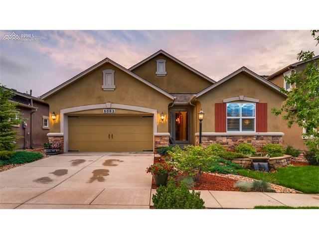 5083 Petrified Forest Trail, Colorado Springs, CO 80924