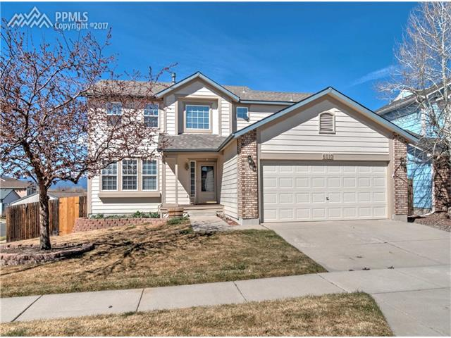 6010 Scout Drive, Colorado Springs, CO 80923