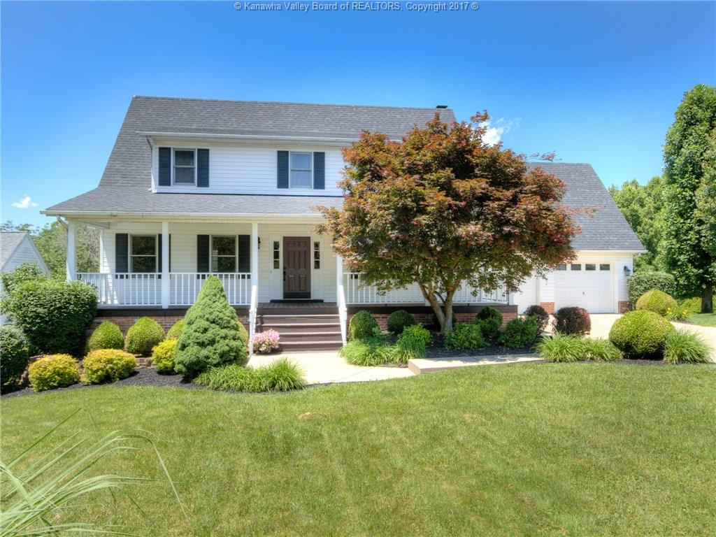 3 Country Oaks Drive, Barboursville, WV 25504
