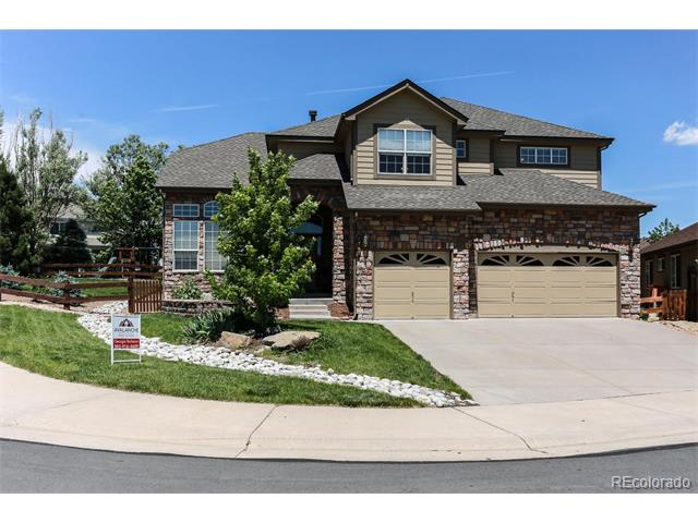 1767 Rose Petal Lane, Castle Rock, CO 80109