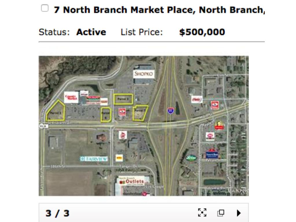6 North Branch Market Place, North Branch, MN 55056